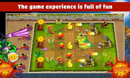 Angry Plants Flower apktram screenshots 2