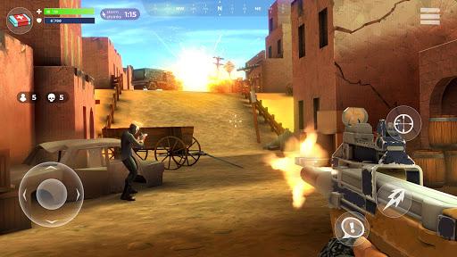 FightNight Battle Royale: FPS Shooter 0.6.0 screenshots 6