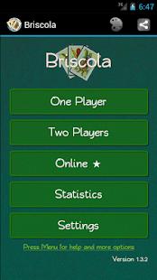 Briscola HD - La Brisca 1.9.2 screenshots 1