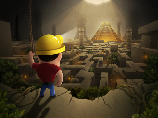 Diggy's Adventure: Challenging Puzzle Maze Levels screenshots 3