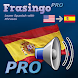 Learn Spanish Frasingo PRO - Androidアプリ