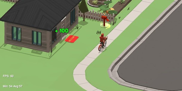 Paper Delivery Bike  For Pc (Download For Windows 7/8/10 & Mac Os) Free! 1