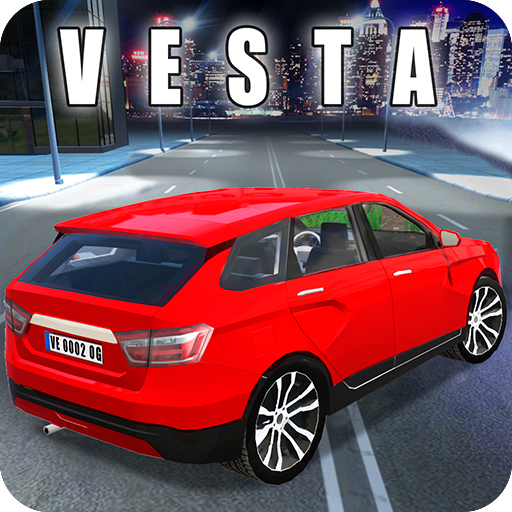 Russian Cars: VestaSW Icon