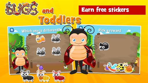 Toddler Games Age 2: Bugs screenshots 12