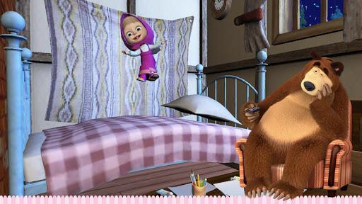 Masha and the Bear: Good Night! 1.2.6 screenshots 3