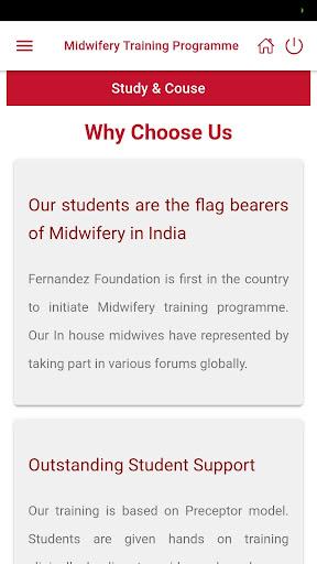 Fernandez Midwifery App screenshot 3