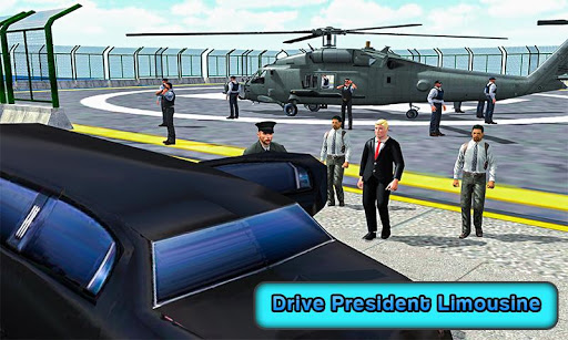 US President Escort Helicopter: Air Force VTOL 3D 1.7 screenshots 3