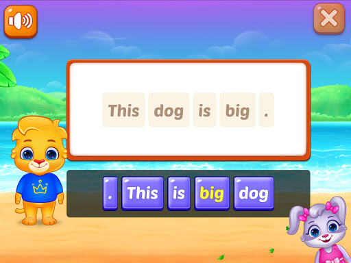 Sight Words - PreK to 3rd Grade Sight Word Games 1.0.6 Screenshots 14
