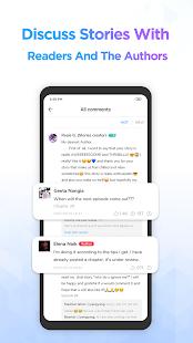 NovelToon - Read and Tell Stories 1.4.8 Screenshots 6