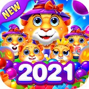 Bubble Shooter 2 Tiger