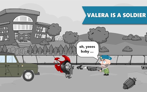 Valera VS Zombies Hack for iOS and Android 4