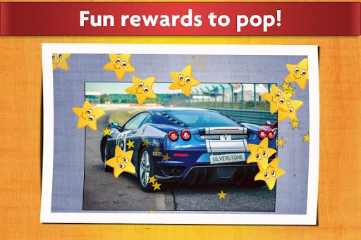 Sports Car Jigsaw Puzzles Game - Kids & Adults ud83cudfceufe0f screenshots 4