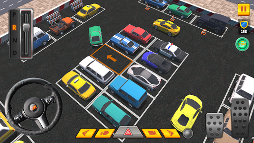 Car Parking 3D Pro : City Car Driving  screenshots 13