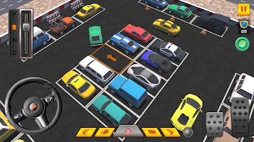 Car Parking 3D Pro : City Car Driving
