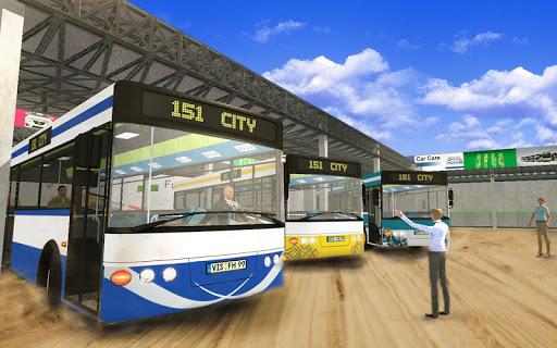 Tour bus hill driver transport  screenshots 3