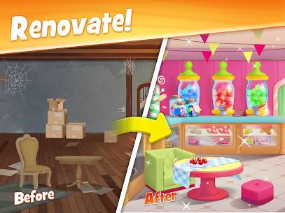 Town Story: Renovation & Match-3 Puzzle Game 8