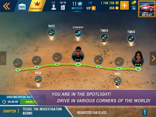CarX Highway Racing Apkfinish screenshots 11
