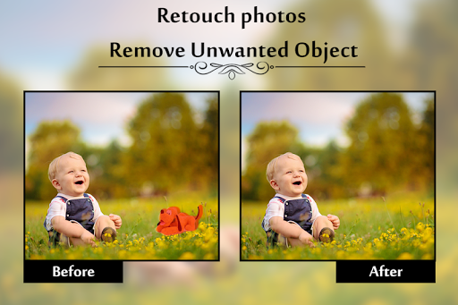 Retouch Photos : Remove Unwanted Object From Photo  Screenshots 7