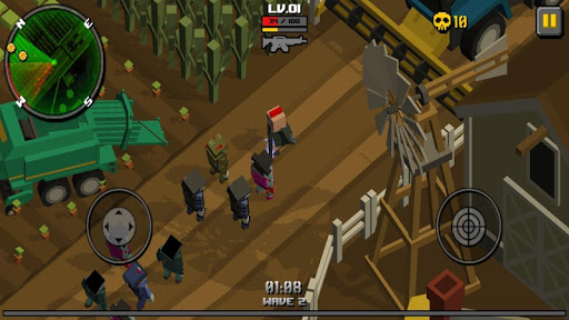 Pixel Zombie Frontier modavailable screenshots 11