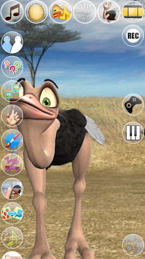 Talking Joe Ostrich 210105 screenshots 4