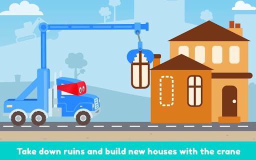 Carl the Super Truck Roadworks: Dig, Drill & Build 1.7.13 screenshots 24