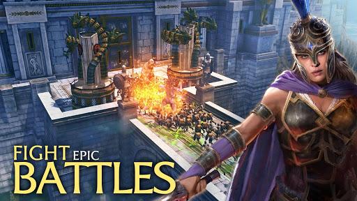 Olympus Rising: Hero Defense and Strategy game 6.1.5 screenshots 2