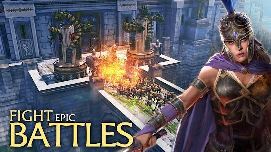 Olympus Rising: Hero Defense & Joc de Strategie 2