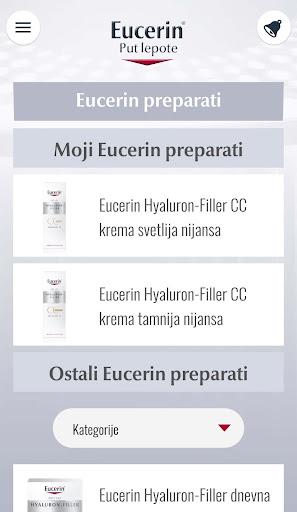 Eucerinu00ae put lepote  Screenshots 4
