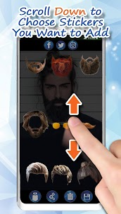 Men Hairstyles 2020 👨 Beard Style Camera 1.12 Mod APK Download 2