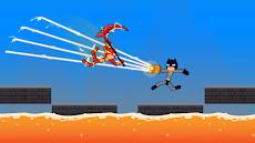 Spider Stickman Fighting - Supreme Warriorsのおすすめ画像3