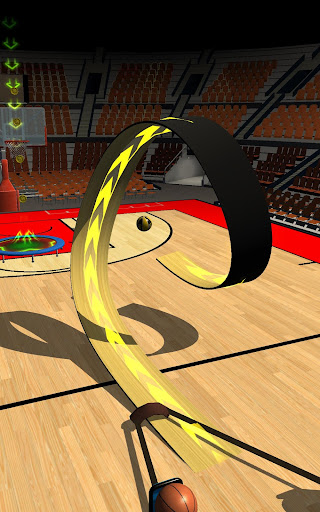 Slingshot Basketball! modavailable screenshots 10