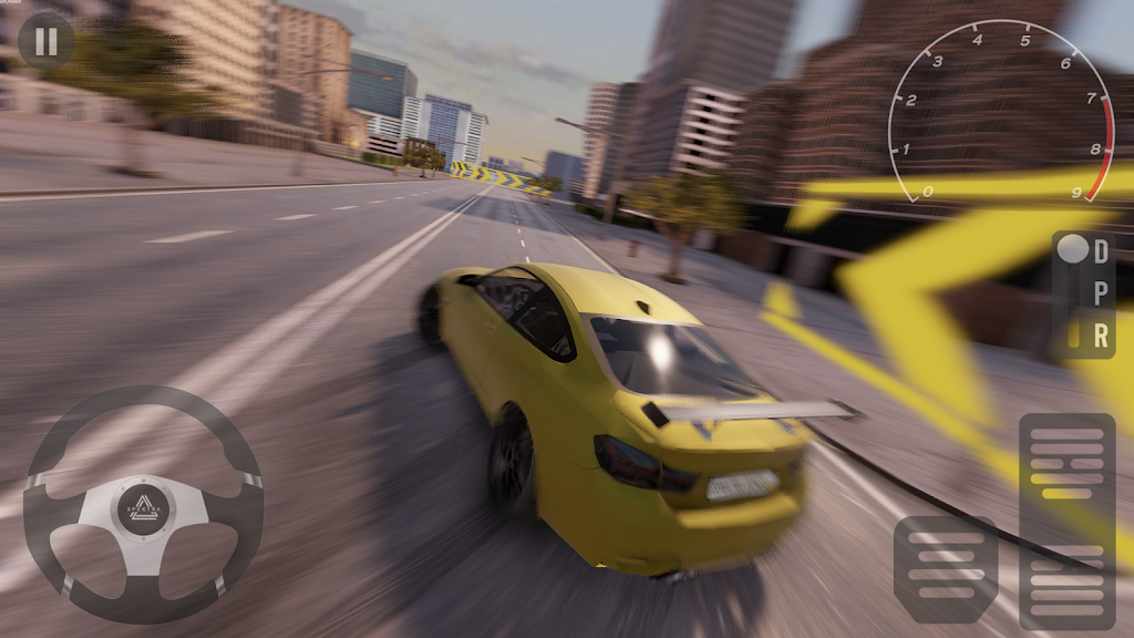 Real Car Parking Master : Multiplayer Car Game  poster 5