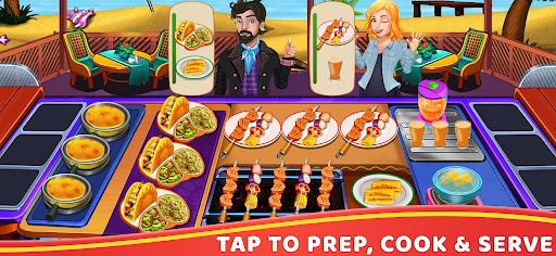 Burger Shop: Hamburger Making Cooking Game  screenshots 1