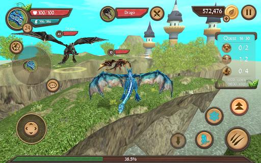 Dragon Sim Online: Be A Dragon  screenshots 24