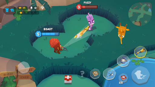 Zooba: Free-for-all Zoo Combat Battle Royale Games  screenshots 7