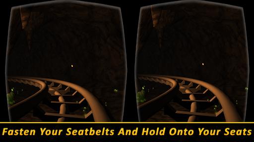 VR Roller Coaster Crazy Rider & Adventure Thrills screenshots 4