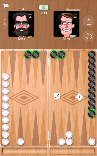 Backgammon Online 1.2.5 Screenshots 7