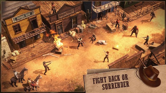 West Game Screenshot