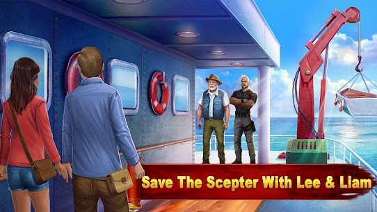 Hidden Escape: Temple Mystery & Escape Room Games 5