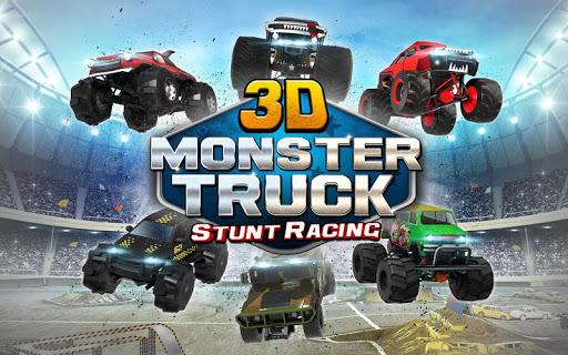3D Monster Truck Parking Game 2.2 screenshots 6