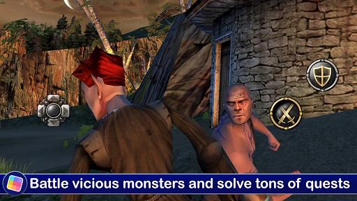 aralon: sword & shadow - open world 3d rpg screenshot 3