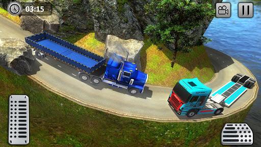 Uphill Gold Transporter Truck Drive apkdebit screenshots 18