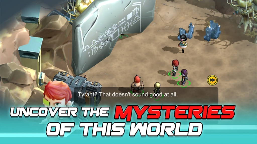 Strange World - RTS Survival poster 11