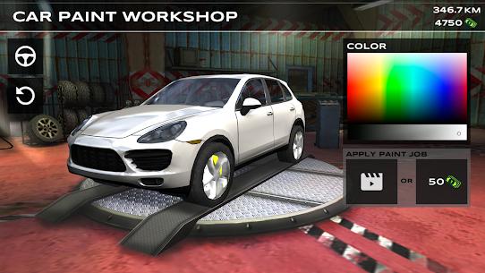 Extreme SUV Driving Simulator MOD APK (Unlock All Cars) 2