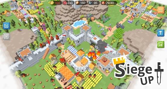 RTS Siege Up! MOD APK 1.1.74 (Free Shopping) 6