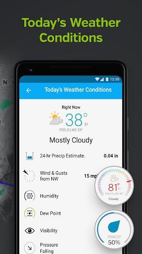Weather data & microclimate : Weather Underground  Screenshots 3