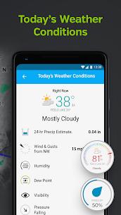 Weather data & microclimate : Weather Underground 3