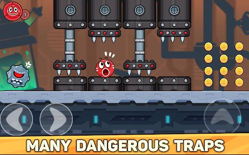 Roller Ball Adventure: Bounce Ball Hero android2mod screenshots 15