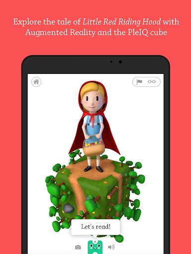La Caperucita Roja - PleIQ Stories 1.5.1 Screenshots 1