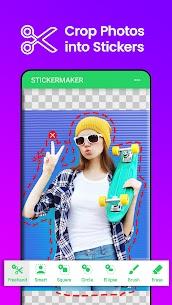 برنامج Sticker Maker صانع الملصقات لتطبيق واتساب اخر اصدار 1